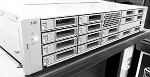 Sun Fishworks Storage Server 7110